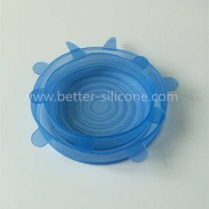 Sealing Silicone Glass Jar Lid for Food pictures & photos