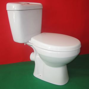 High Quality Close-Coupled Sanitary Ware (CE)