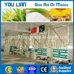 30tpd to 100tpd Complete Turnkey Rice Mill Plant pictures & photos
