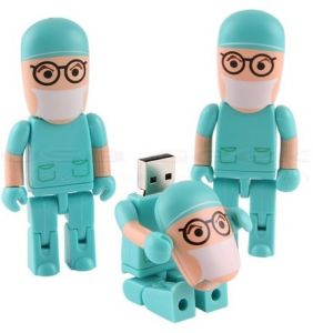 Matchstick Men USB Flash Drive-Cute Man Style-2GB Capacity pictures & photos