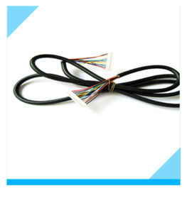 Factory Price Electrical Wire Cable Assemblies with Jst Connector pictures & photos