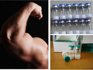 Peptide Hormone Cjc-1295 Without Dac (863288-34-0) pictures & photos