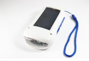 Three in One Solar Radio / Solar Charger / Solar Flashlight
