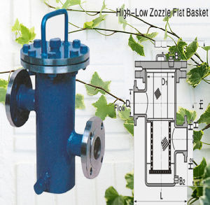 Best Price Industrial Basket Strainer Water Treatment Equipment Plant pictures & photos