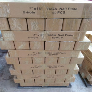 Nail Plate Produce by Cold Rolled Steel Sheet pictures & photos