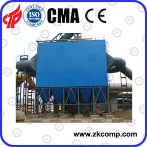 Dust Collector with ISO Certification Approval /Bag Filter with Well Price pictures & photos
