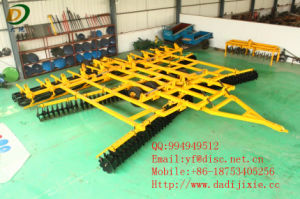 Once-Cover Tillage Machine Working Width4.2m pictures & photos