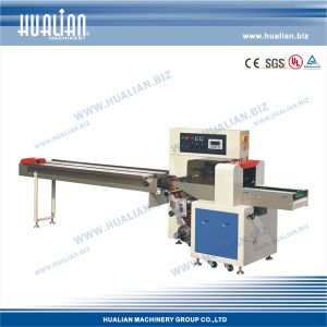 Hualian 2017 Horizontal Down Paper Type Packaging Machine (DXDZ-250X) pictures & photos