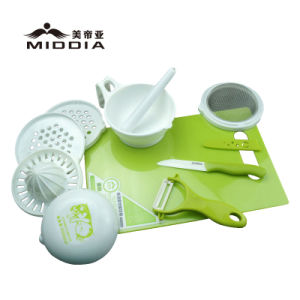 11PCS Baby Products Food Grinding Tools Set, Puree Masher pictures & photos