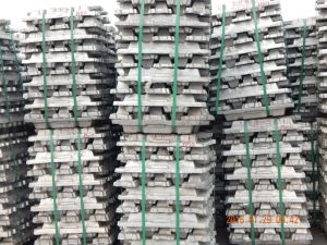 Aluminium Ingot 99.90% 99.85% 99.70% 99.60% 99.50% 99.00% with Best Quality pictures & photos