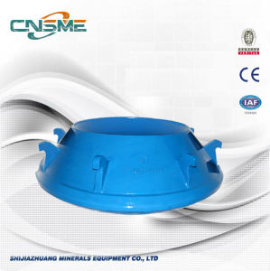 Cone Crusher Concave Wear Parts pictures & photos