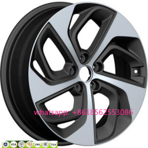 Korean Aluminum Wheels Car Alloy Rims Replica Wheels Hyundai pictures & photos