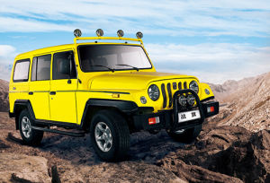 for Jeep BAW Zhan Qi pictures & photos