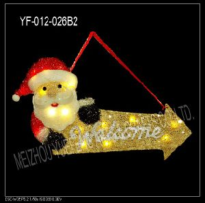 Christmas Letter Brand (YF-012-026B2)