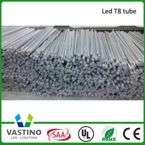 USD3.0 Half Aluminum Half Plastic 1200mm 18W LED Tube Light