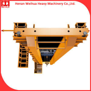 5 15 20 Ton High Quality Double Girder Overhead Crane for Sale pictures & photos
