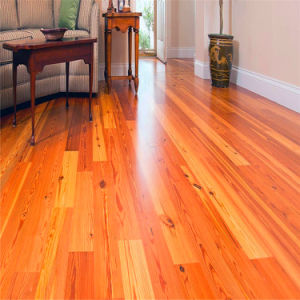 Grade Ab Merbeau Tuan Red Engineered Solid Wood Flooring pictures & photos