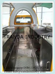 China Mobile Restaurant Kitchen Food Bus pictures & photos