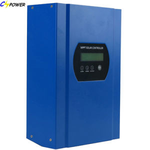40A MPPT Solar Charge Controller with LCD Display pictures & photos