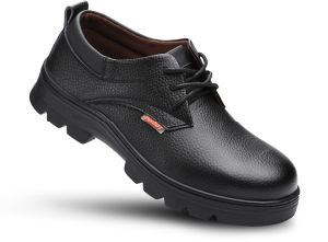 Top Quality Rubber Outsole Chemical Resistant Safety Shoes pictures & photos