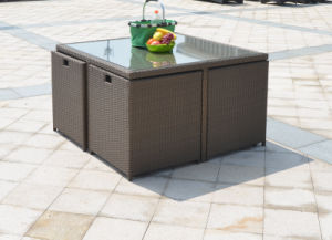 UV Resistant Rattan Home Furniture