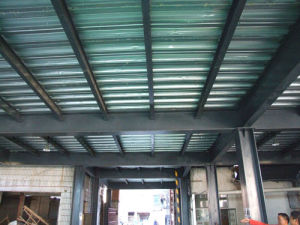 Steel Structure Mezzanine Floor (Steel building) pictures & photos