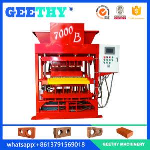 Eco Master 7000 Plus Interlocking Brick Making Machine Price pictures & photos