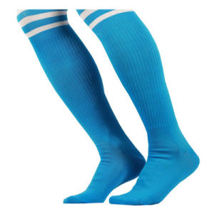 Custom Cheap Mens Sports Rugby Soccer Football Socks Footwear From China pictures & photos