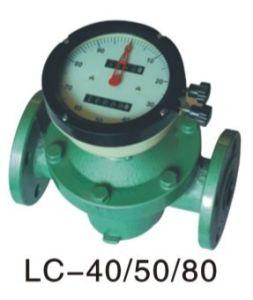 Cast Lron Oval Gear Diesel Flow Meter