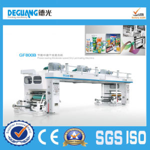 Gf800b 2 Layers Dry Laminating Machine pictures & photos