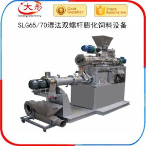 Steam Double Screw Food Extruder pictures & photos
