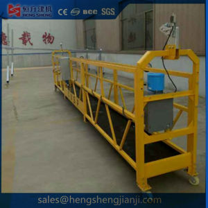 Ce Approved Suspended Working Platform (ZLP630) pictures & photos
