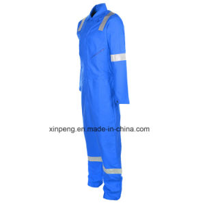 Safety Coverall with Reflective Workwear High Quality pictures & photos