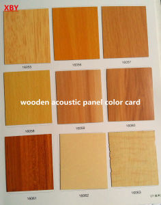 Wooden Acoustic Panel Wall Title Roof Panel Honeycomb Ceiling Board pictures & photos