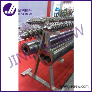 Cincinnati Parallel Twin Screw Barrel (JLP-45 ~ JLP-200)