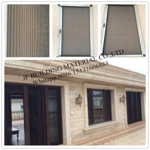 Pleated Screen Plisse Insect Screen System pictures & photos