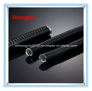 Hy-Hyho Series PVC Inner Cocated Flexible Metal Conduit pictures & photos
