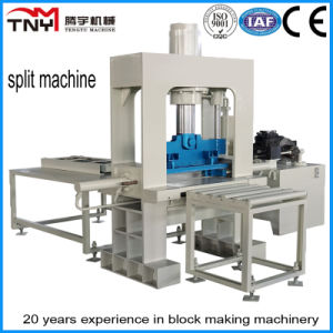 Electric Mushroom Stone Making Machine for Split Face pictures & photos