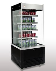 Upright Open Chiller D Type pictures & photos
