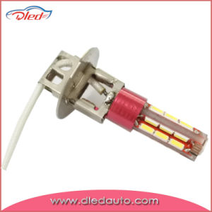 12V 4014SMD H3 LED Car Fog Light Bulb Automotive Lamp