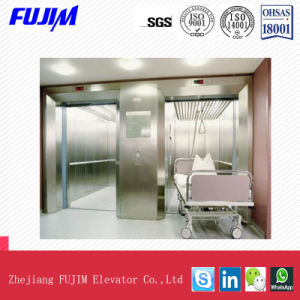 1600kg High Load Weight Hospital Bed Elevator pictures & photos