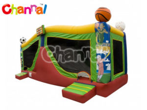 Large Sports Combo Inflatable Jumper (Bb276) pictures & photos