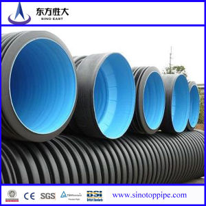 Hot Sale! Double-Wall Corrugated Pipe Made in China pictures & photos
