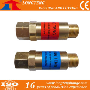 Oxy Gas Flashback Arrestor for CNC Cutting Machine Longteng Welding and Cutting pictures & photos