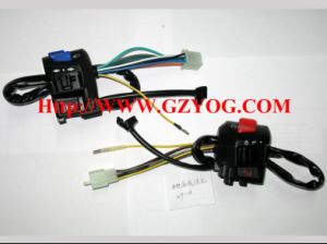 OEM Quality Level Motorcycle Parts Handle Switch for Wy-125 pictures & photos