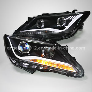 Aurion Camry LED Head Light for Toyota Ldv2