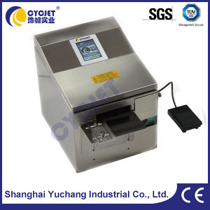 Cycjet Alt390 Hot Stamping Printer Expiry Date for Sale pictures & photos