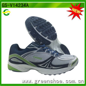 New Arrival No Brand Sport Running Shoes pictures & photos