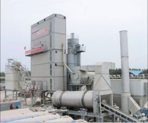 Xitong Qlb-H 5000 Stationery Asphalt Mixing Plant