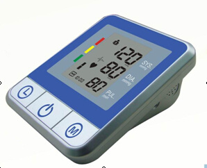 Blood Pressure Monitor with 2.9 Inch LCD Display pictures & photos